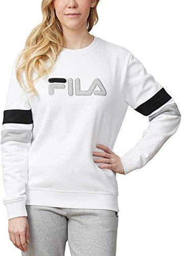 Fila Women's Michele Pullover Crewneck Sweatshirt