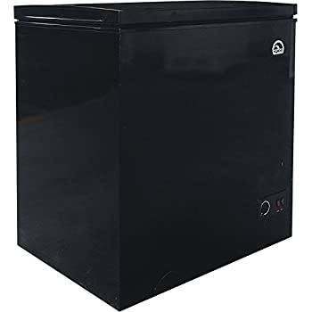 Amazon Com Igloo 5 1 Cubic Foot Chest Freezer With Dry