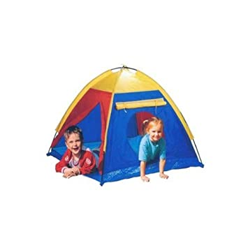 Kids Dome Tent Children Hut Play Igloo Toy House  sc 1 st  Amazon.com & Amazon.com: Kids Dome Tent Children Hut Play Igloo Toy House: Toys ...