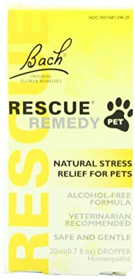 Bach Rescue Remedy Pet, 20 ml by A.C. Kerman - Pet Products