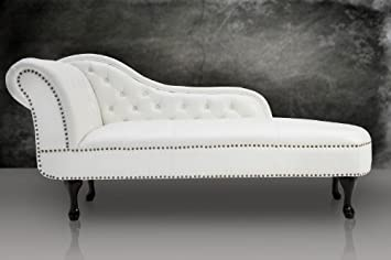 Chesterfield daybed/chaise longue from the White House home Padrino on chaise sofa sleeper, chaise furniture, chaise recliner chair,