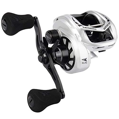 KastKing Kapstan Elite Baitcasting Fishing Reel,Size 300,Right Handed Reel