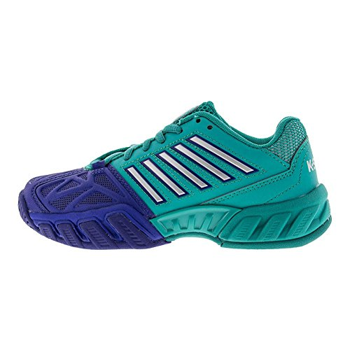 K-swiss Kids Unisex Bigshot Light 3 (little Kid / Big Kid) Pigmento Blu / Columbia