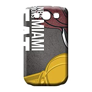 samsung galaxy s3 phone carrying case cover PC Extreme For phone Cases miami heat nba basketball
