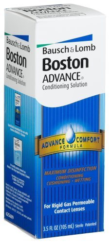 Bausch & Lomb Boston Advance Conditioning Solution 3.50 oz (Pack of 3) Advance Conditioning Solution