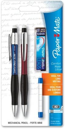 Assorted Colors 3-Count 0.7mm Paper Mate Infinite Lead Mechanical Pencil