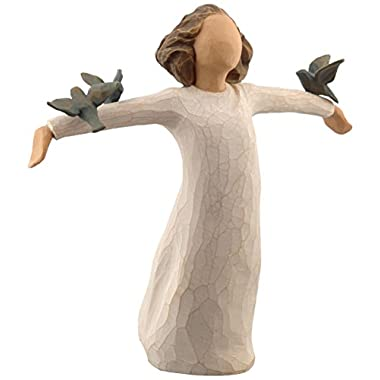 Willow Tree Happiness figure by Susan Lordi 26130