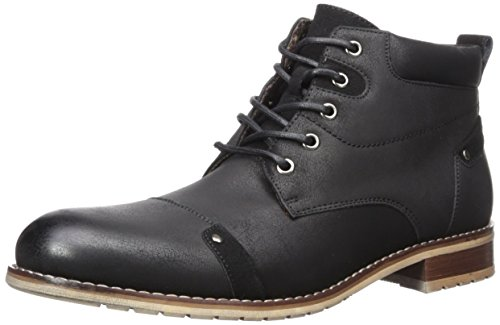 Ferro Aldo Colin MFA806033 Men's Stylish Mid Top Boots For Work or Casual Wear - stylishcombatboots.com