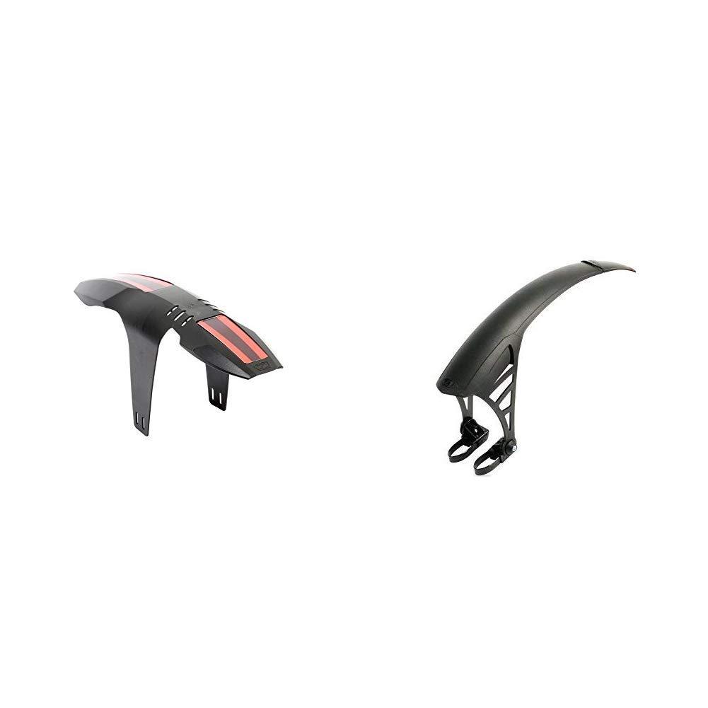 "rueda delantera //// 26-29/"" Zefal deflector fm60 Steck-guarda Barro"