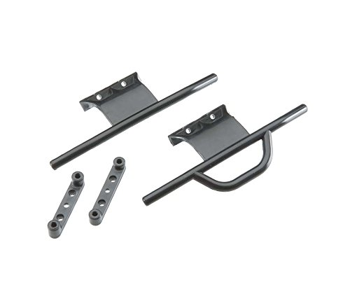 HPI Racing Bumper/Toe In Plate Set (Recon) 105516