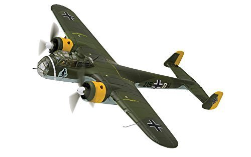 Models Corgi Aircraft (Dornier Do17 Z-2 U5-BH `Holzhammer` Diecast Model Airplane)