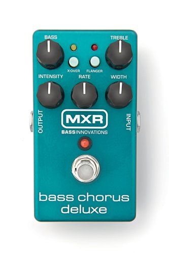 Dunlop MXR M83 Bass Chorus Deluxe w/4 Free Cables by MXL