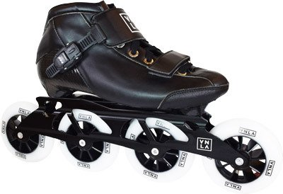 - VNLA X1 Inline Roller Skate | Fitness Skate from Vanilla | Carbon Fiber Speed Skate for Men, Women, and Kids - for Indoor/Outdoor Skating (Size 13)