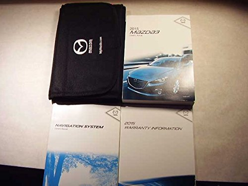 2015 Mazda 3 Owners Manual ()
