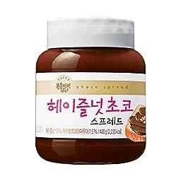 Bokumjari Hazelnut Chocolate Spread
