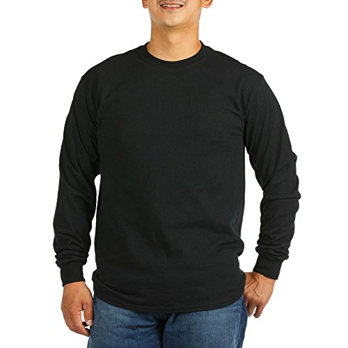 CafePress Plain Blank Long Sleeve T-Shirt - Unisex Cotton Long Sleeve T-Shirt