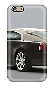 High Grade CaseyKBrown Flexible Tpu Case For Iphone 6 - Rolls Royce