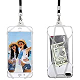 Gear Beast Universal Web Cell Phone Lanyard Compatible with iPhone, Galaxy & Most
