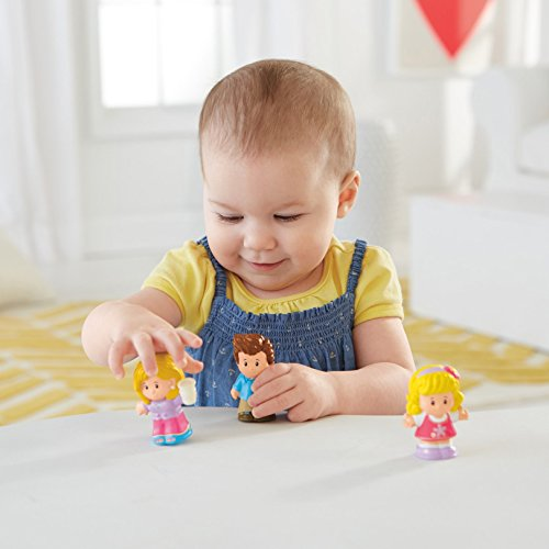 41KwTzvTrFL - Fisher-Price Little People Surprise & Sounds Home Playset