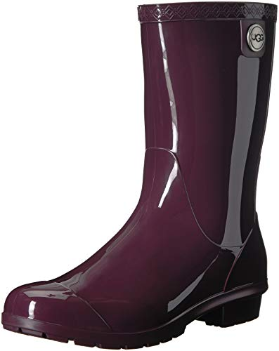 UGG Women's Sienna Rain Boot, Port, 6 M US for sale  Delivered anywhere in USA