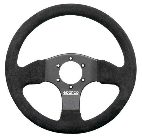 Sparco 015P300SN Suede Steering Wheel