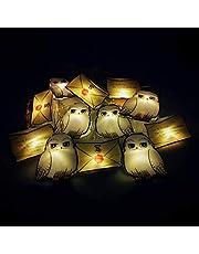 Hedwig & Hogwarts briefkrans lichten 2D