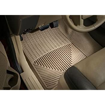 Ford Expedition Tan Weathertech Floor Mat Full Set