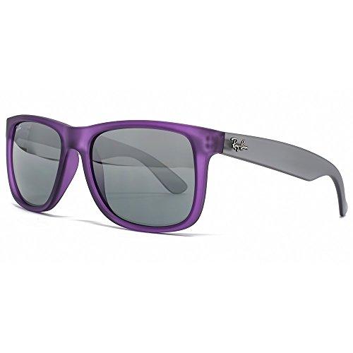Lunettes 602488 violet Rubber soleil dark RB4165 de Ray Ban mm Homme 51 Hn4zzt8q