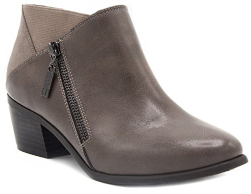 London Fog Womens Fort Haverfield Dress Boot Taupe