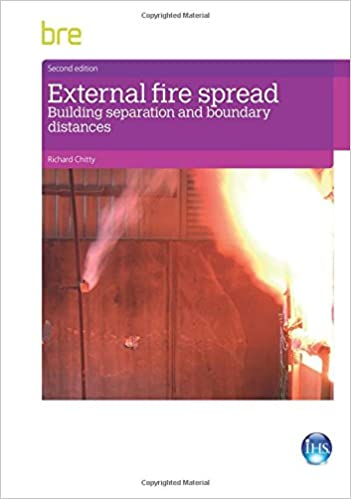 Book External Fire Spread: Building Separation and Boundary Distances