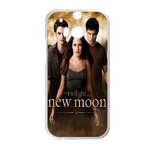 Wlicke The Twilight Saga DIY Durable HTC One M8 3D Case, Unique Design Protective Phone Case for HTC One M8 with The Twilight Saga