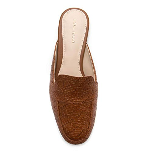 II Haan Cole Delcie Tan Mule British Loafer Womens afwqwRp