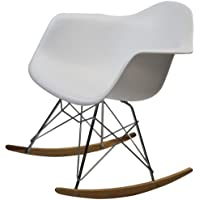 Fine Mod Rocker Arm Chair