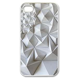 Geometry CUSTOM Cover Case for iPhone 4,4S LMc-65314 at LaiMc