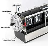 MIDCLOCK Flip Clock F008