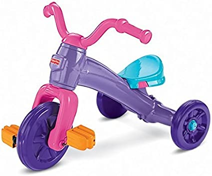 Amazon.com: Fisher-Price grow-with-me triciclo: Toys & Games