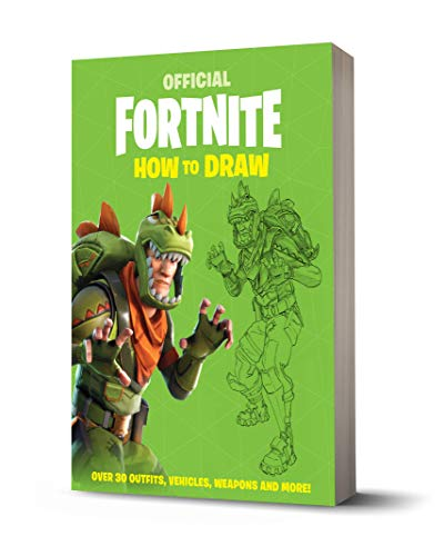 FORTNITE Official: How to Draw (Official Fortnite Books) por Epic Games