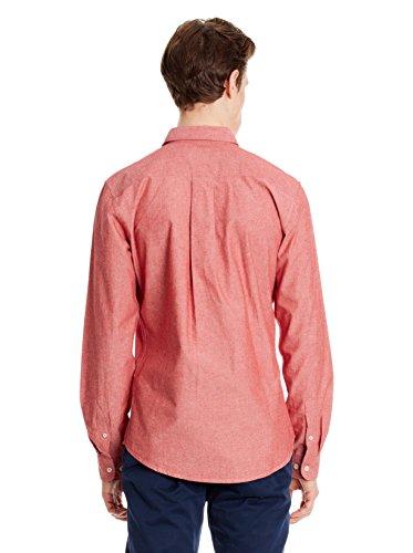 Springfield Camicia Uomo Rosso S
