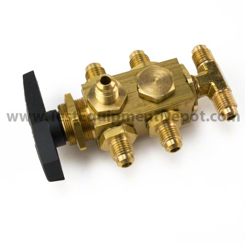 Yellow Jacket 95453 Recover-XLT Manifold Assembly