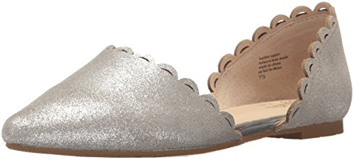 Flat Research Pointed Silver Women's Toe Seychelles vq0RR