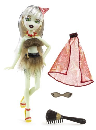 Bratzillaz Midnight Beach Doll - Sashabella Paws by -