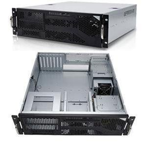 IN-WIN No Power Supply 3U Rack mount Server Chassis IW-R300-00-00 (CASE ONLY)