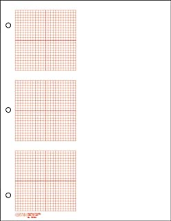 amazon com geyer instructional products 150056 6 grid graph paper