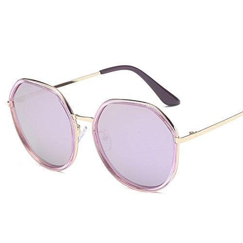 Gafas Sol Xue Polvo Sol Gafas De De Sol Gafas De De Sol Purple zhenghao Gafas rwr70
