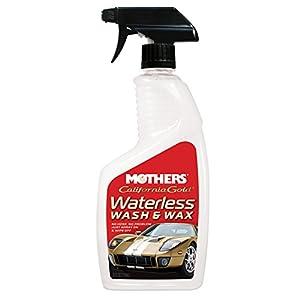 Mothers 05644 Waterless Wash & Wax - 24 oz.