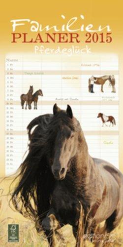 Familienplaner Pferdeglück, Edition Boiselle 2015