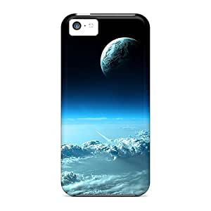 Case Cover Space Iphone 5c Protective Case