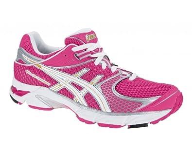 na wyprzedaży Najnowsza świetna jakość ASICS Gel-DS Trainer 16 Ladies Running Shoes, Pink/White ...