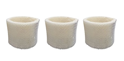 Ximoon 3 Pack Humidifier Filter for Holmes HM3608 HM3655