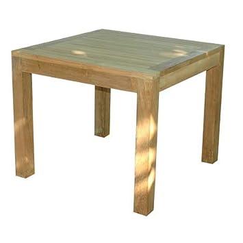 Gut 60 X 60 Cm Teak Table U0026quot;Mykonosu0026quot;, Wooden Table Dining ...